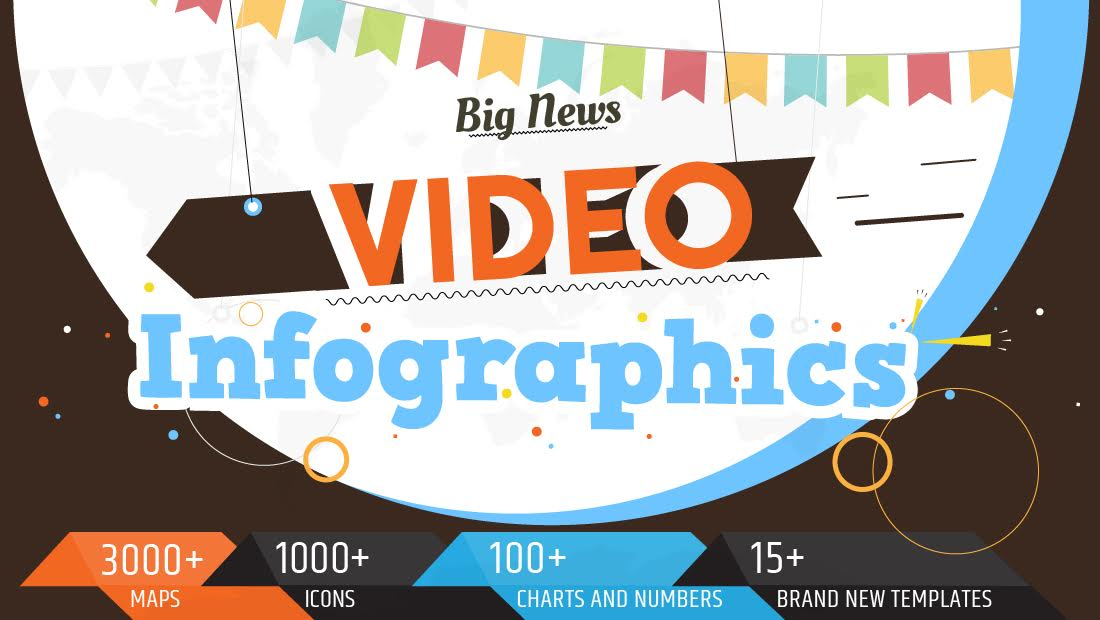 make infographic videos for free animaker