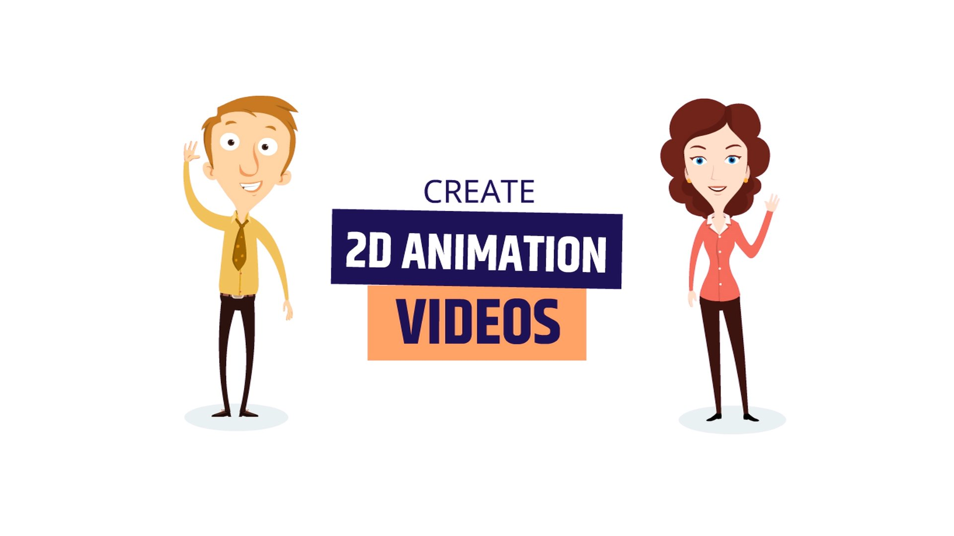 Animation animated explainer video software