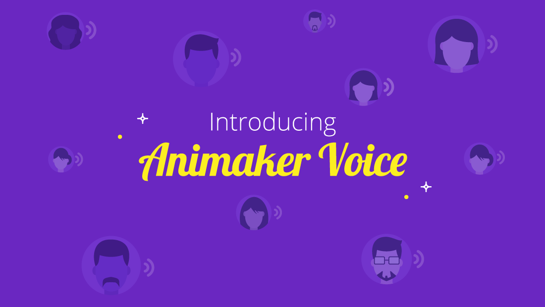 animaker voice create free human like voice overs for your videos