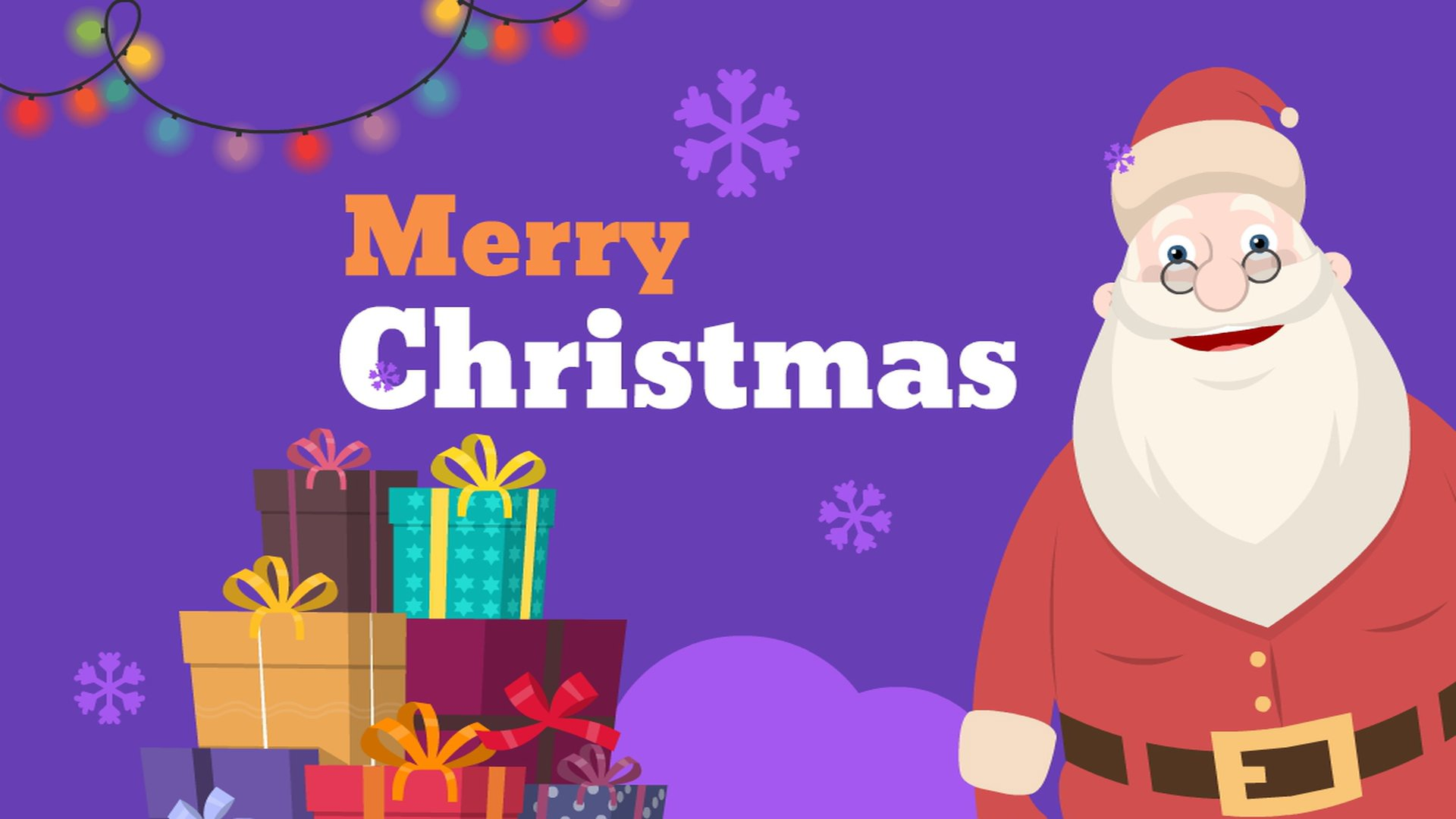 Christmas video maker create your video greeting for free christmas animated explainer video software m4hsunfo