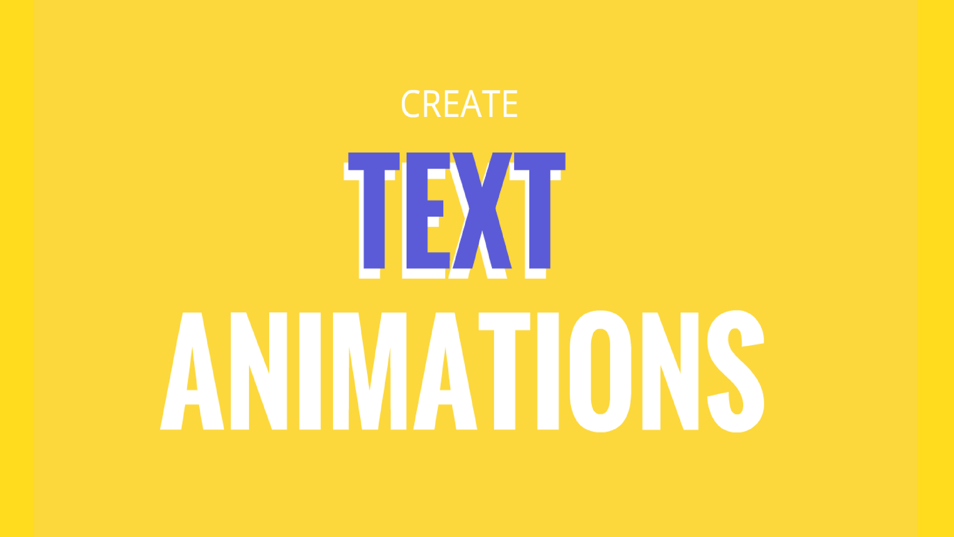 Text Animation Maker