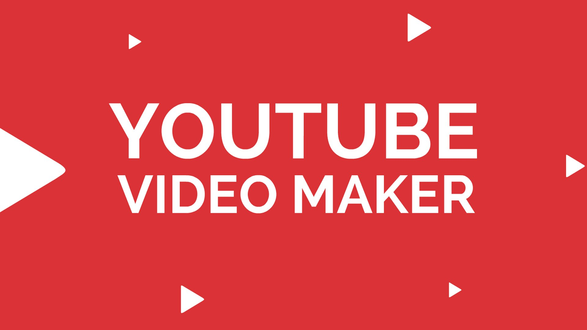 YouTube Video Maker: Create animated videos for free!